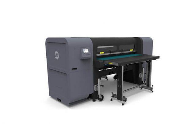 HP Scitex FB550