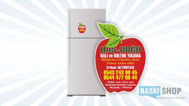 Buzdolabı Magneti ( Halı ve Koltuk Yıkama )