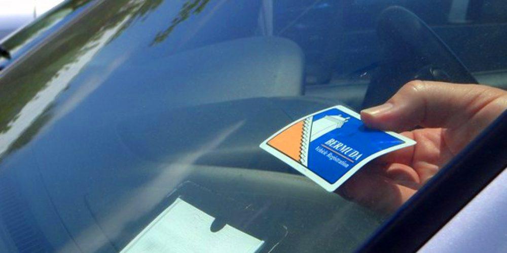 İçten Yapıştırma Araç Stickerları