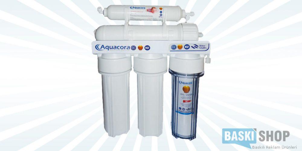 Su Arıtma Cihazı Sticker